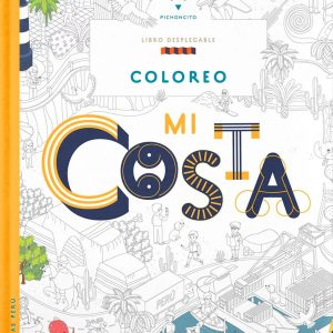 Portada - Coloreo mi costa